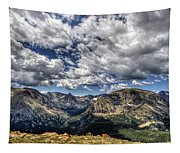 Rocky Mountain Dreams Tapestry
