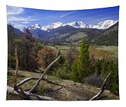 Rocky Mountain National Park Tapestry