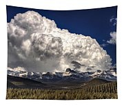 Rocky Mountains Tapestry