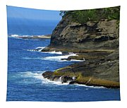 Rocky Shores Tapestry