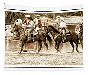 Rodeo Grandentry Tapestry