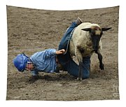 Rodeo Velcro Rider 3 Tapestry