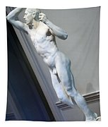 Rodin's The Vanguished -- 2 Tapestry