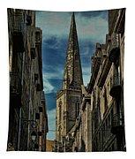 Cathedrale Saint-vincent-de-saragosse De Saint-malo Tapestry