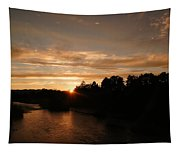 Rogue August Sunset Tapestry