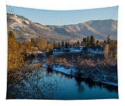 Rogue River Winter Tapestry
