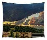 Storm Clouds Rolling In Tapestry