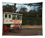 Roman Candy Wagon New Orleans Tapestry