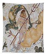 Roman City Of Italica, Near Santiponce Tapestry