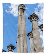 Roman Ruins Tapestry