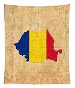 Romania Tapestry