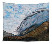 Romantic Mountains Tapestry