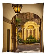 Rome Entry Tapestry