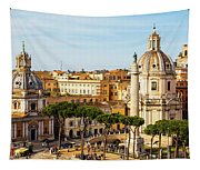Rome, Italy. Rome, Italy. Piazza Della Tapestry