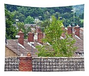 Rooftop Communication Tapestry
