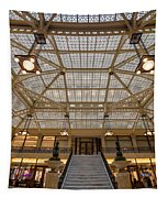 Rookery Building Lobby Tapestry