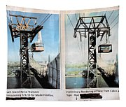 Roosevelt Island Tramway Tapestry