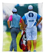 Rory Mcilroy  Tapestry