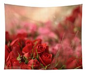 Rose Bouquet Tapestry