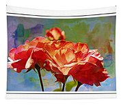 Rose Colours Tapestry