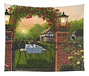 Rose Cottage - Dinner For Two Tapestry