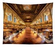 Rose Main Reading Room Tapestry