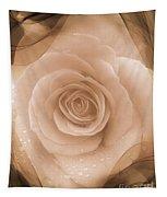 Rose Romance Tapestry