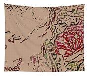 Rose Smell Tapestry