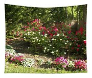 Rose Splender Tapestry