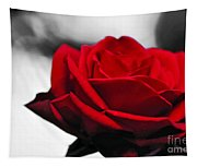 Rosey Red Tapestry