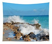 Ross Witham Beach 3 Tapestry