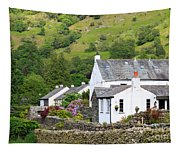Rosthwaite In The Valley Of Borrowdale Lake District Tapestry