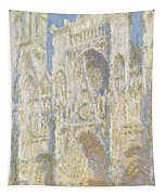 Rouen Cathedral West Facade Tapestry