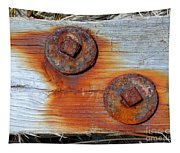 Round And Rusted Tapestry