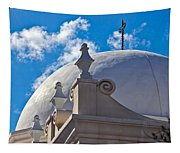 Round Dome Tapestry