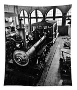 Roundhouse Working No. 3 Tapestry