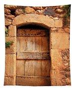 Roussillon Door Tapestry