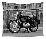 Royal Enfield Goes Berlin Tapestry