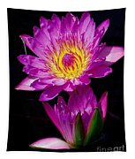Royal Lily Tapestry