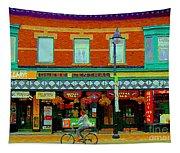 Royal Oaks British Pub Hillarys And Pc Perfect Glebe Central Paintings Of Ottawa Scenes C Spandau Tapestry