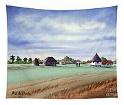 Royal Saint George's Golf Course Tapestry