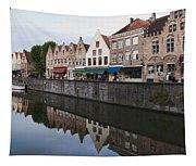 Rozenhoedkaai Bruges Tapestry