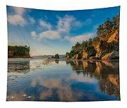 Ruby Beach Tapestry