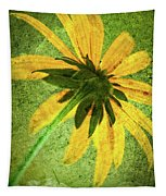 Rudbeckia On Cement Tapestry