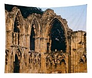 Ruins Of St. Mary's Abbey Tapestry