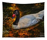 Ripples Of Beauty Tapestry
