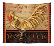 Ruler Of The Roost-2 Tapestry