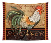 Ruler Of The Roost-3 Tapestry