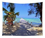 Rum Point Tapestry