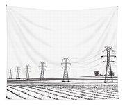 Rural Power Tapestry